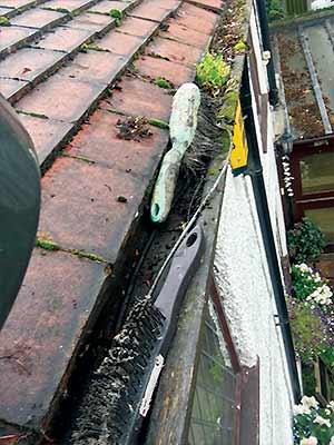 Gutter Cleaning Gutters Cleared Maintenance Sheffield